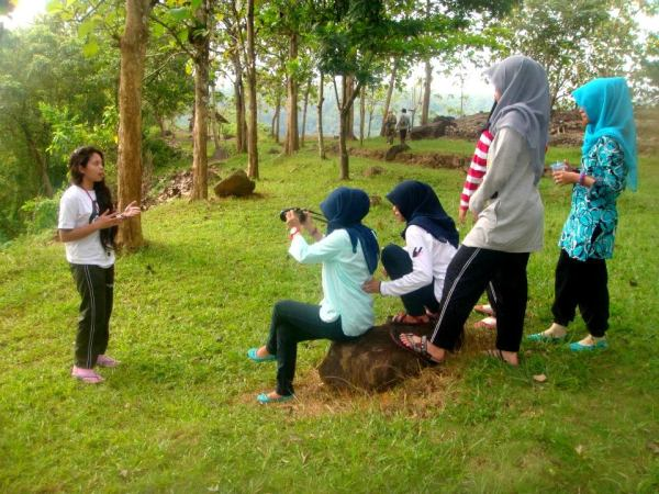 Shooting-Situs Gunung Susuru