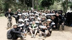 Poto Bareng Sabada Penglulusan Mitra Sunda 2013