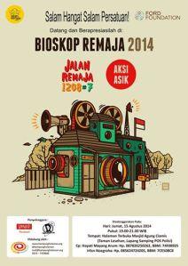 Bioskop Remaja 2014